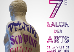 Affiche Salon des Arts 2018
